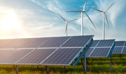 Investment Management für institutionelle Investoren Produkt Renewables